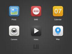 UI - Simple Icon