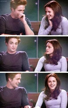 Robsten - first interview together.