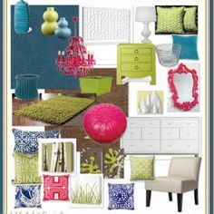 How to Easily Create a Design Board {color palette}