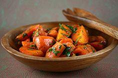 Chucrute com Salsicha: outra salada marroquina<br> de cenoura