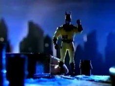 Batman vs. The Penguin (Batman Returns). Kenner Toys