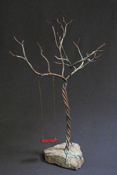 Anticipation Sculpture by Lynn Wartski