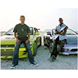 #USAshopping #10: Paul Walker 8x10 Photo Fast & Furious Into the Blue sitting on a car 2