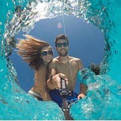 Kamera GoPro dla sportu i na wakacje.pl/ - Go Pro - Ideas of Go Pro for sales. - Kamera GoPro dla sportu i na wakacje. Gopro Photography, Underwater Photography, Creative Photography, Amazing Photography, Underwater Art, Underwater Pictures, Summer Pictures, Beach Pictures, Prom Pictures