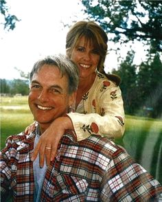 Soulmates on pinterest lisa niemi david burtka and for Are mark harmon and pam dawber still married