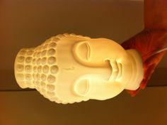 My Buddah night lamp. I just love it!!