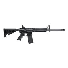 New Smith & Wesson M&P15 Sport AR-15 5.56/.223 $669 - http://www.gungrove.com/new-smith-wesson-mp15-sport-ar-15-5-56-223-669/
