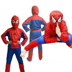 Halloween Boys Super Hero Halloween Costumes