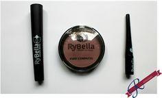 Stay Up With Makeup!: Recensione [Ink liner, Mascara Alta Definizione, Fard Compatto - Rybella]