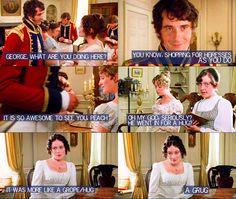 Lizzie Bennet Diaries - Episode 72 - P 1995 #jennifer #ehle
