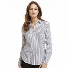 Chaps No Iron Shirt - Women's/