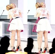 Jen and Liz