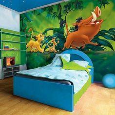 Lion king bedroom ideas best mural ideas on lion king baby shower ideas pin Lion King Room, Lion King Nursery, Lion King Baby Shower, Disney Kids Rooms, Disney Themed Rooms, Disney Bedrooms, Disney Wall Murals, Disney Princess Room, Deco Disney