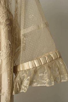 Evening dress c 1917