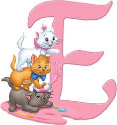 E Aristocats Alphabet (Oh My Alfabetos!)
