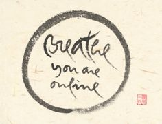 Breathe, you are online.