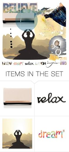 """BELIEVE"" by zree ❤ liked on Polyvore featuring art"