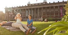 Tips for Traveling to Berlin with Children (lots of links)