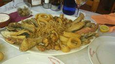 Almeria Roquetas de Mar Fritura de pescado para 2