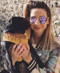 Zoe Sugg and her puppy, Nala Sugg Life, Zoella Beauty, Zoe Sugg, British Youtubers, Vlog Squad, Celebs, Celebrities, Woman Crush, Everyday Outfits