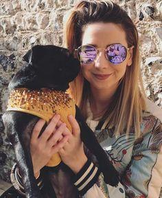Zoe Sugg and her puppy, Nala Sugg Life, Zoella Beauty, Zoe Sugg, British Youtubers, Celebs, Celebrities, Woman Crush, Cool Kids, The Creator