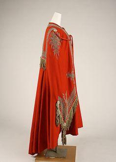 Cape (image 2) | British | 1867 | wool, silk | Metropolitan Museum of Art | Accession #: 1982.135.2