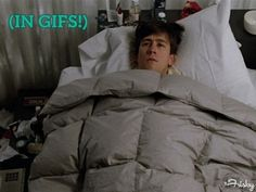 11 Signs You're Cohabiting With A Sick Person (In GIFs)