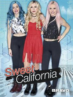 Póster: Sweet California (09)