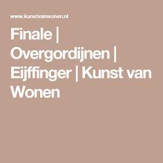 Finale    Overgordijnen   Eijffinger   Kunst van Wonen Pastels, Kunst