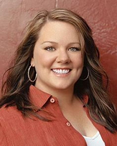 Melissa McCarthy, actress, 43  Love this chick....