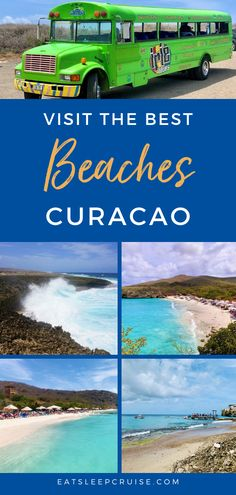 Are you dreaming of a Caribbean cruise or Caribbean vacation? Be sure to include Curacao in your list of stops. This cruise port has so many things to do and is rich in culture and history. However, sometimes you just want to enjoy the beach and all it has to offer. Here we review the Irie Tours All West Beach Hopping excursion. It's a great way to see many of the beaches on the island. Which one is your favorite? #Curacao #Caribbean #CaribbeanCruise #CruiseVacation #Excursion #Beaches Bermuda Vacations, Bahamas Vacation, Caribbean Vacations, Caribbean Cruise, Cruise Vacation, Cruise Excursions, Cruise Destinations, Best Cruise, Cruise Port