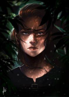 Feyre Cursebreaker by JoPainter on DeviantArt