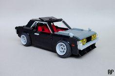 1974 Toyota Celica (TA22)   by Rhys' Pieces.