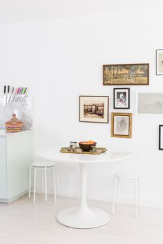 Before & After: A Stunning Transformation We're Pinning Like Crazy #refinery29  http://www.refinery29.com/small-space-makeover