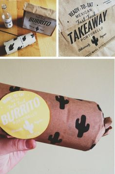 Burrito Packaging