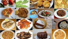 Δίχρωμα νηστίσιμα κουλουράκια ελαιολάδου - cretangastronomy.gr Easter Recipes, Greek Recipes, Tacos, Muffin, Mexican, Breakfast, Cake, Ethnic Recipes, Desserts