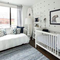 New baby wallpaper pattern rugs 46 Ideas Baby Bedroom, Baby Boy Rooms, Baby Boy Nurseries, Baby Room Decor, Baby Boys, Kids Rooms, Master Bedroom, Nursery Layout, Nursery Room