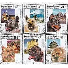 Topical Stamps El Tráfico High Standard In Quality And Hygiene Sáhara Edición El Gobierno En El Exilio Sin Validez En Internacional