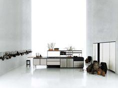 Boffi's Kitchenloogy: The Aprile kitchen, The K14, or The Open kitchen?