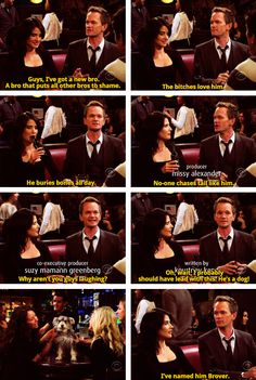Barney's adorable Brover :)