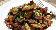 Caramelized pork-proposal for holidays-for recipe visit : http://www.myrecipesforyou.com/caramelized-pork-proposal-holidays/