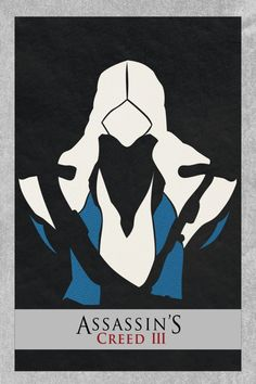 Assassins Creed 3 poster by Browniehooves
