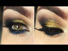 ▶ Maquiagem para pele morena, negra e bronzeada - YouTube
