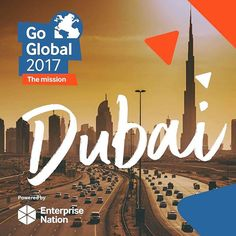 """""""We're taking luxury brands to Dubai! ✈️ Find out how you can get involved in our #GoGlobal mission here 👉 enterprisenation.com/goglobal . . . #GoGlobalDubai #Dubai #trading #worldwide #smallbusinesstrading #uae #smallbusinessabroad #abroad #startup #smallbusinessadvice #smallbusinessleader #helpingsmallbusinessesgrow #startupandgrow #smallbusinesscrownrep #smallbusiness #smallbusinesscommunity #enterpreneurs #entrepreneurlifestyle #entrepreneurial #enterprisenation #networking…"""