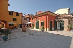 Vakantiehuis gelegen tussen Lucca en Pisa met een zwembad