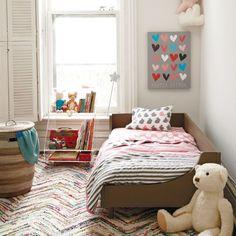 Décoration chambre enfant avec des accessoires intéressants