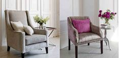 Metro Velvets Fabrics  by Clarke & Clarke.    Metro fabrics is a collection of five coordinating jacquard velvet patterns, suitable for drapes and furniture applications, including contract.     Priced from £47.20 per metre