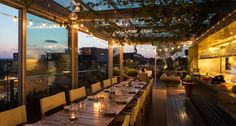10 of the best al fresco London restaurants and drinking spots