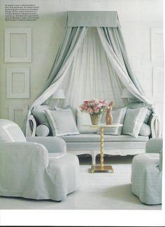 albert hadley guest room