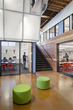 College Track / Turnbull Griffin Haesloop Architects